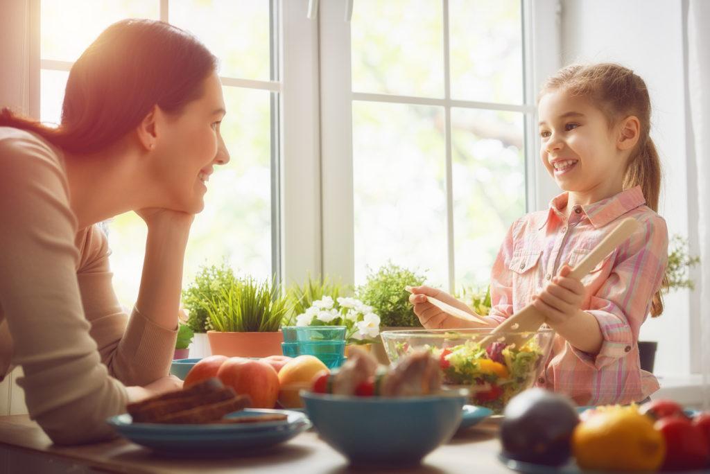 Waarom samen eten met het gezin zo belangrijk is?