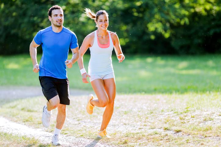 Waarom samen sporten goed is voor je relatie