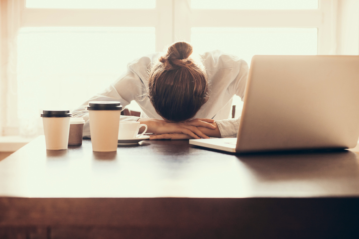 Waarom stress dik maakt
