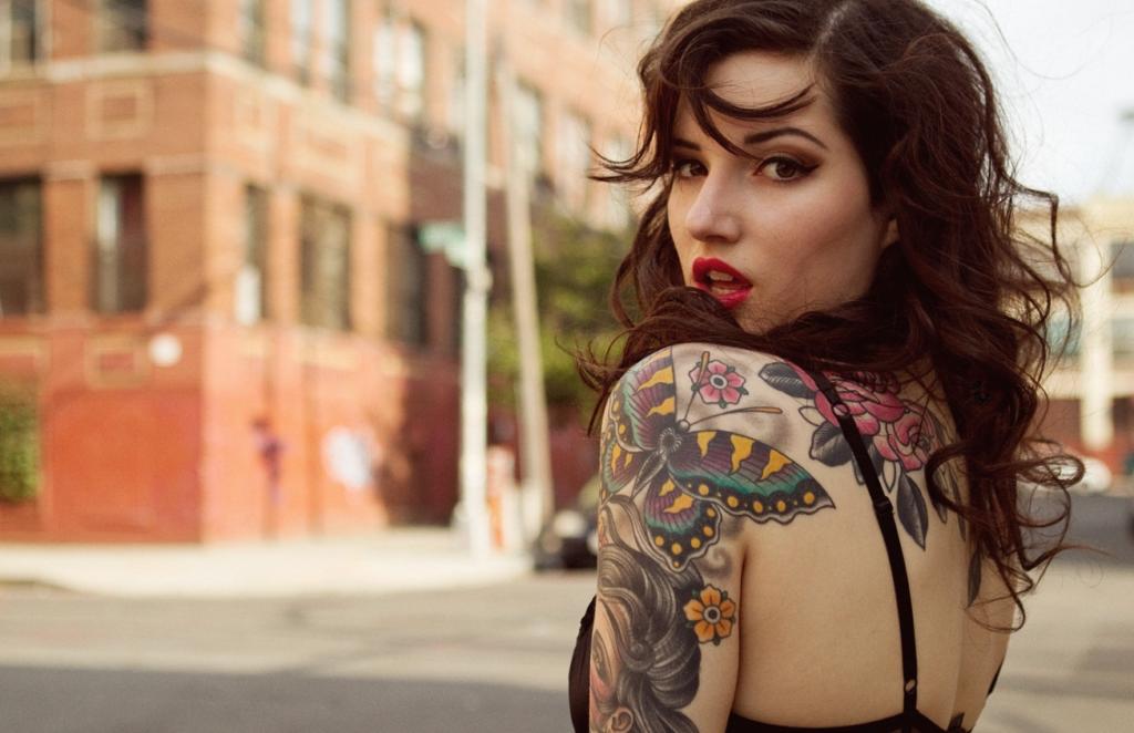 Waarom vrouwen met een tattoo ongelofelijk cool zijn!
