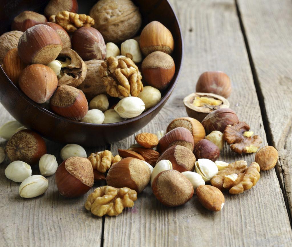 Waarom we noten moeten eten