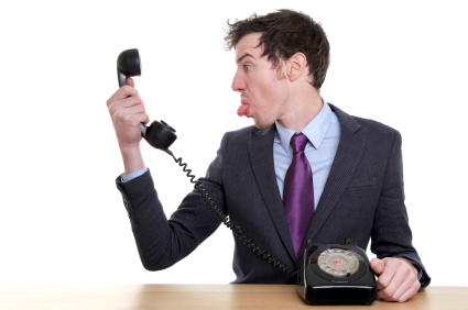 Waarom we het zo vreselijk vinden om te bellen
