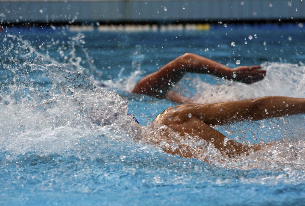 Waarom zwemmen zo gezond is