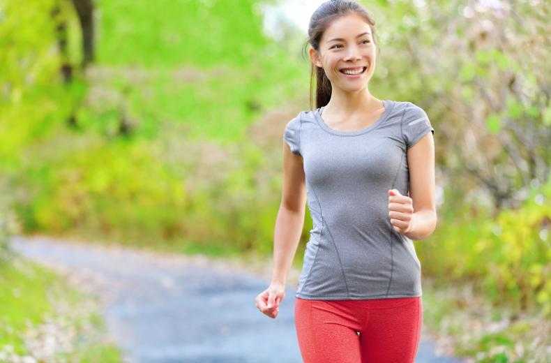 Wandelen even gezond als hardlopen?