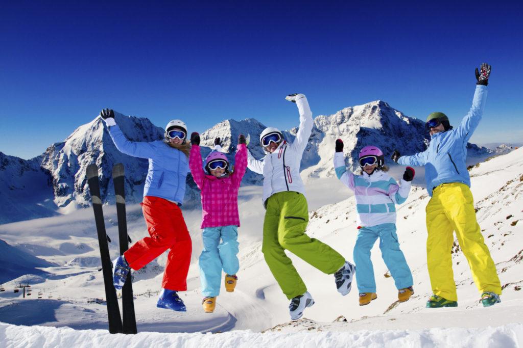 Wat is de beste periode om te skiën?