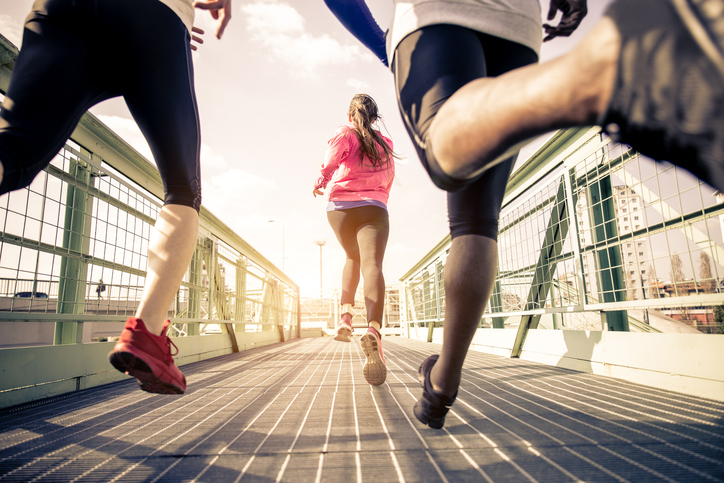 Wat eet je best voor en na het sporten?