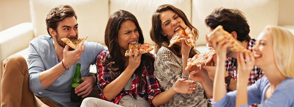 Wat je favoriete pizza over jou vertelt