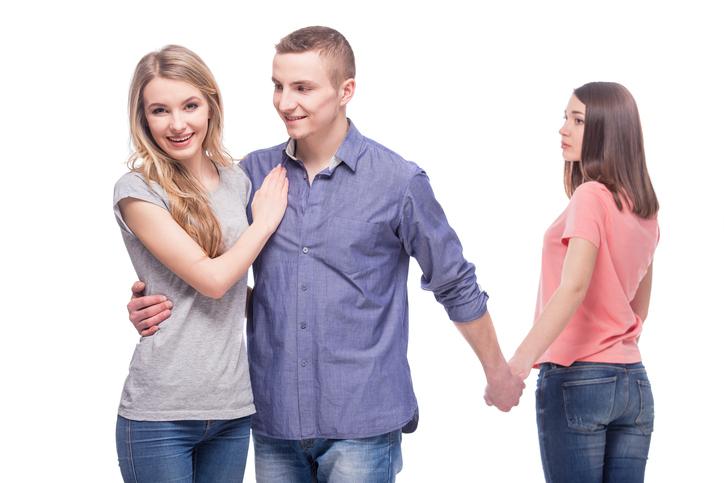 Wat als je vriend nog goed overeenkomt met zijn ex?