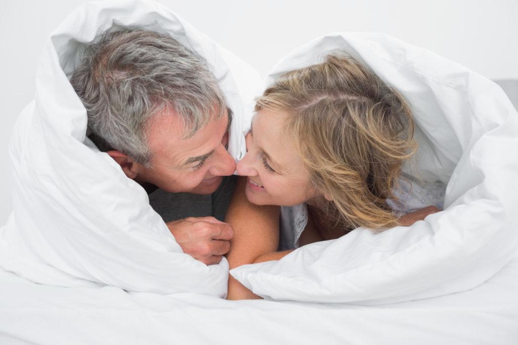 Wat met  seksualiteit tijdens de menopauze?