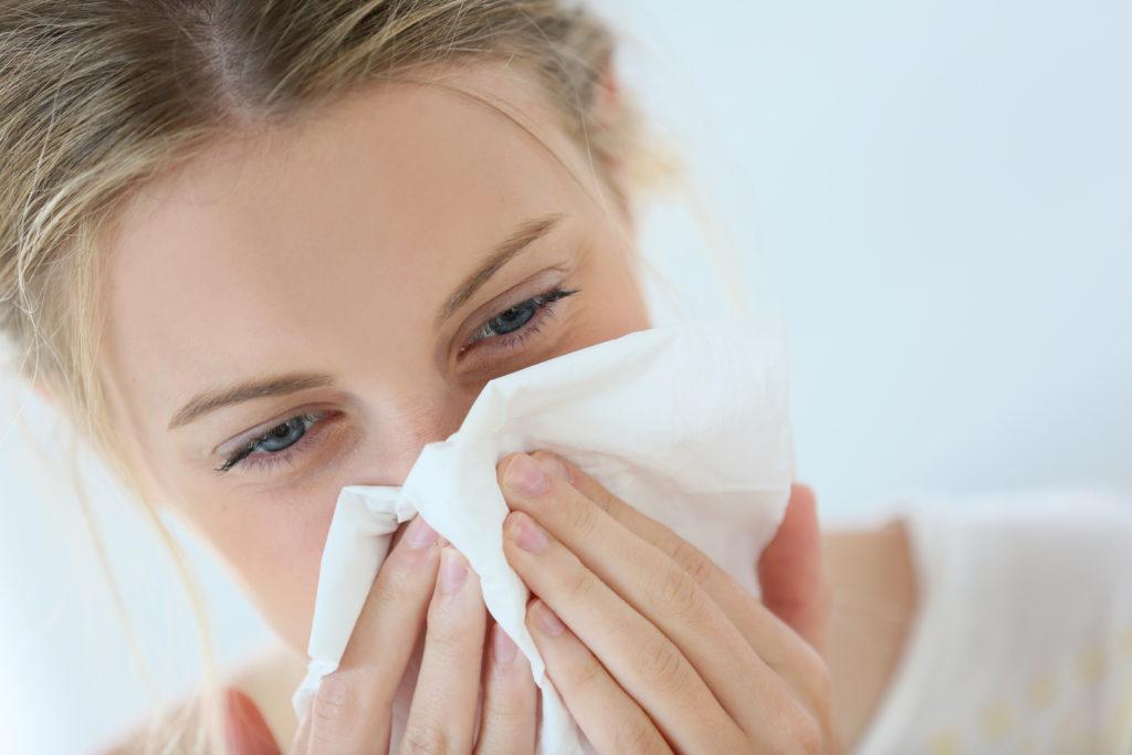 Wat te doen tegen een verstopte neus