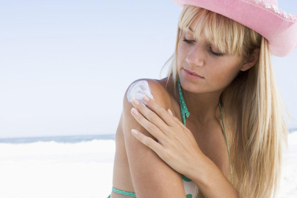 Wat te doen tegen een zonverbrande huid?