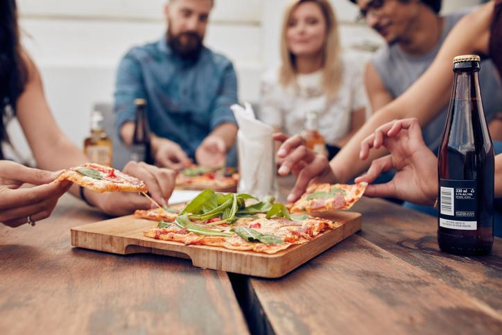 Wat zegt jouw pizza topping over je persoonlijkheid