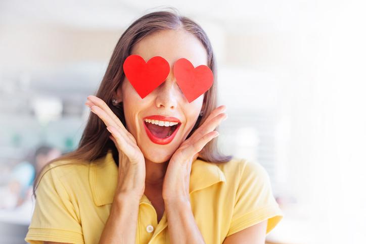 Wat zegt mijn hartvormige gezicht over mijn persoonlijkheid?