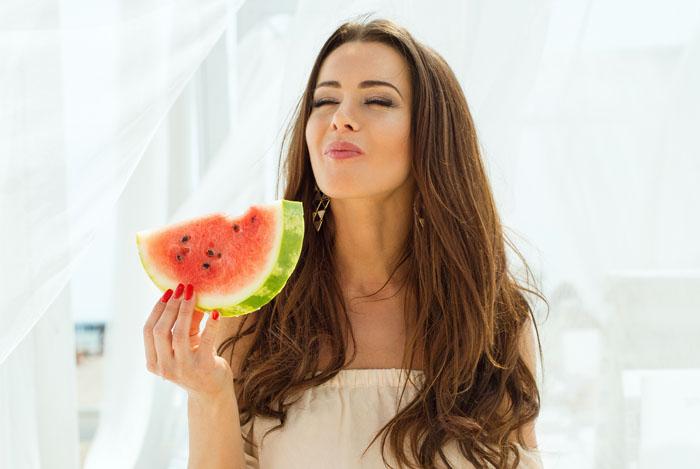 Watermeloen is 7 x gezonder dan je denkt!