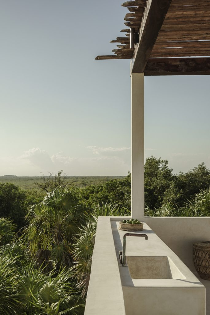 Tulum Treehouse in Mexico