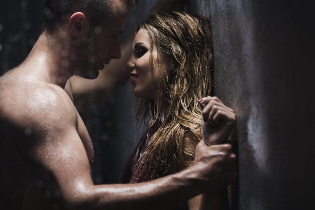 In welke ruimtes hebben mannen het liefste sex?