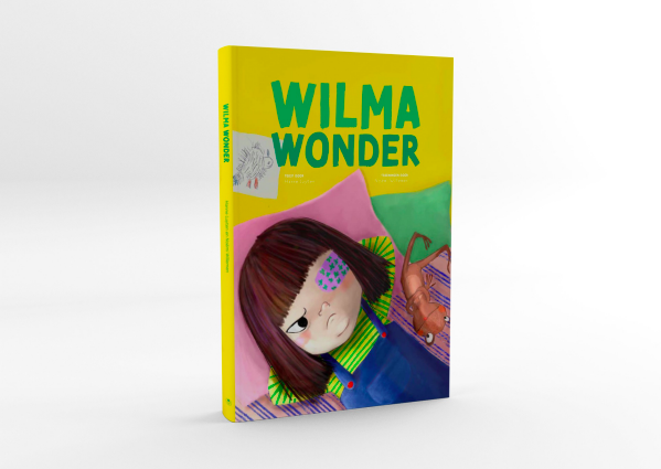 Vangst van de dag: 'Wilma Wonder' van Hanne Luyten en Noëmi Willemen