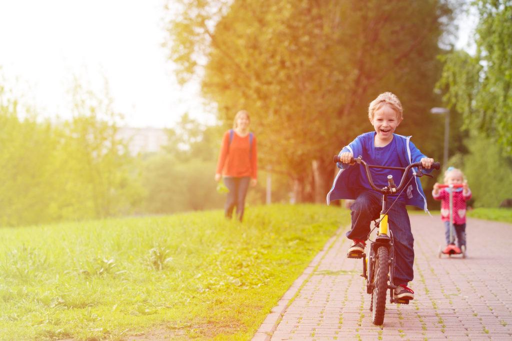 WIN: 'Veilig terug naar school'-fietspakket