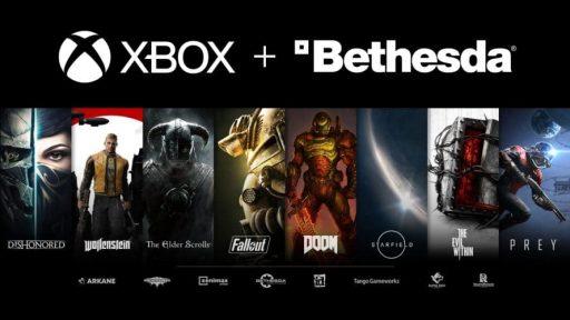 Énorme info mercato dans le monde du gaming: Microsoft acquiert le studio Bethesda pour 7,5 milliards de dollars