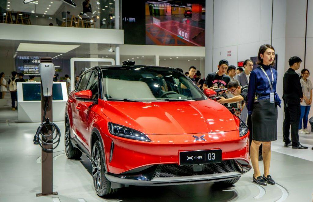 Chinese e-autobouwer Xpeng valt Tesla op eigen terrein aan