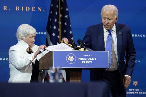 Biden wil nieuwe economische weg inslaan, maar 'America First' van Trump valt niet zomaar te negeren