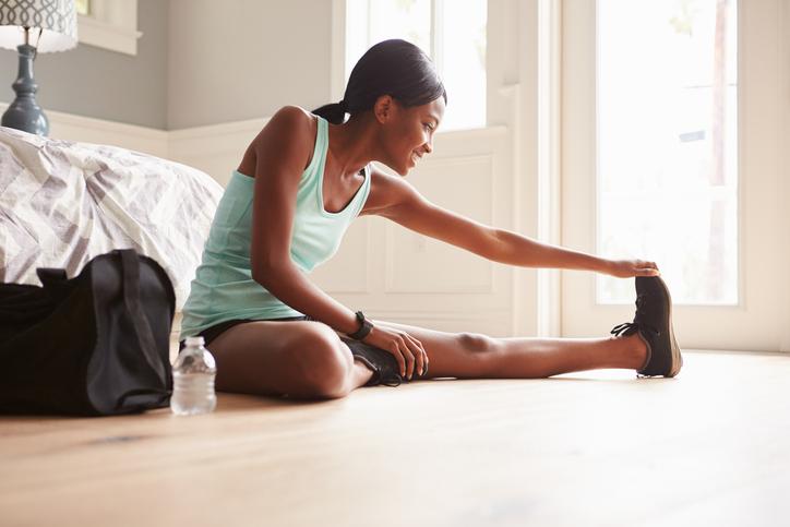 De 5 beste fitness oefeningen voor thuis