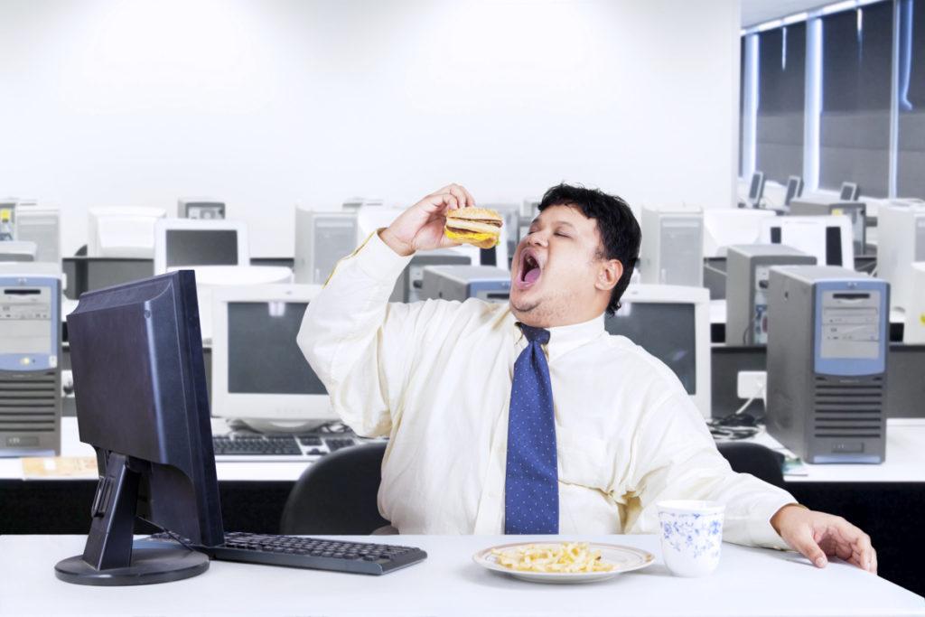Zeven beroepen waar je snel DIK van wordt