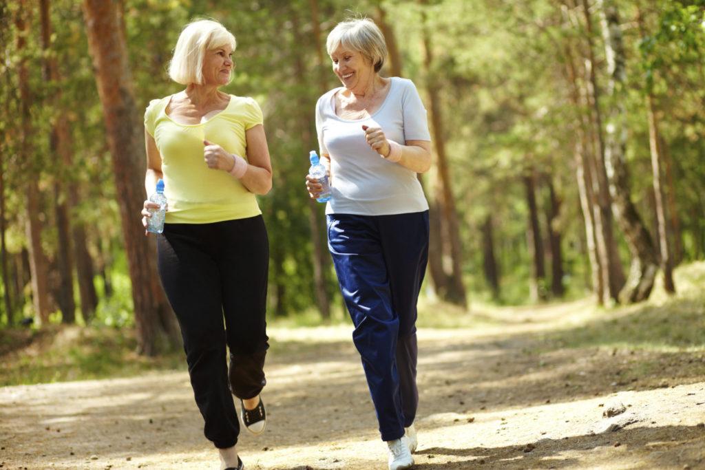 Zo blijf je fit tijdens de menopauze