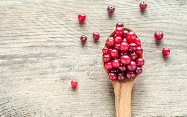 Zo gezond zijn cranberry's
