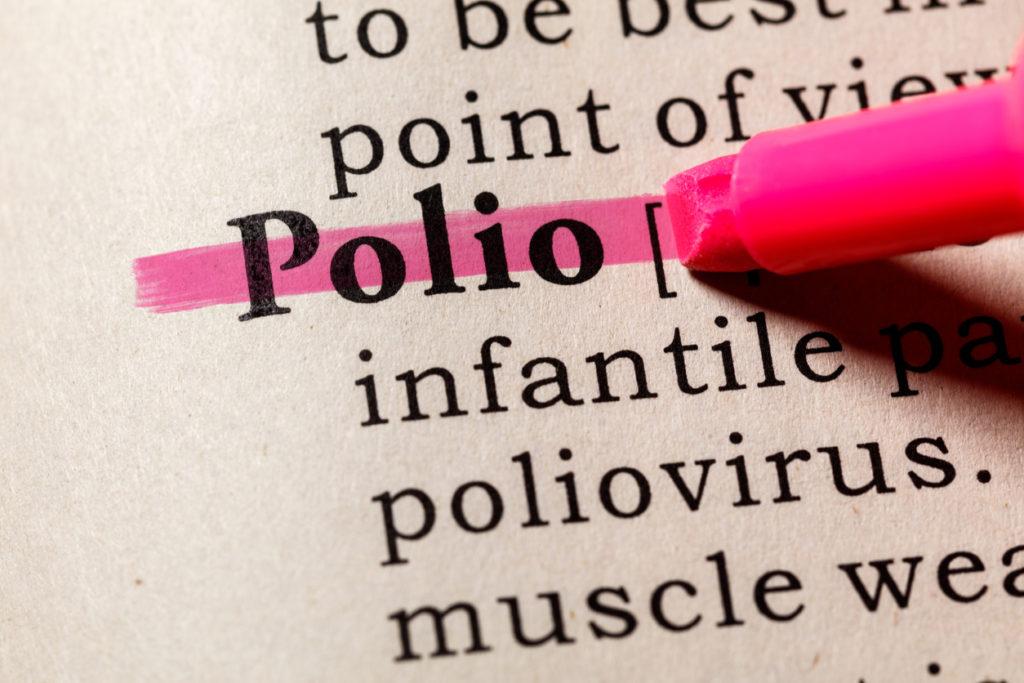 Zo kan jij meehelpen aan een poliovrije wereld