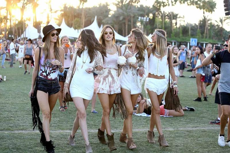 Zo loop jij modieus rond op festivals