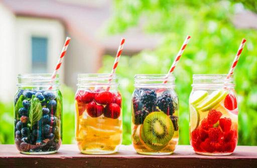 Maak zelf heerlijke gezonde limonade