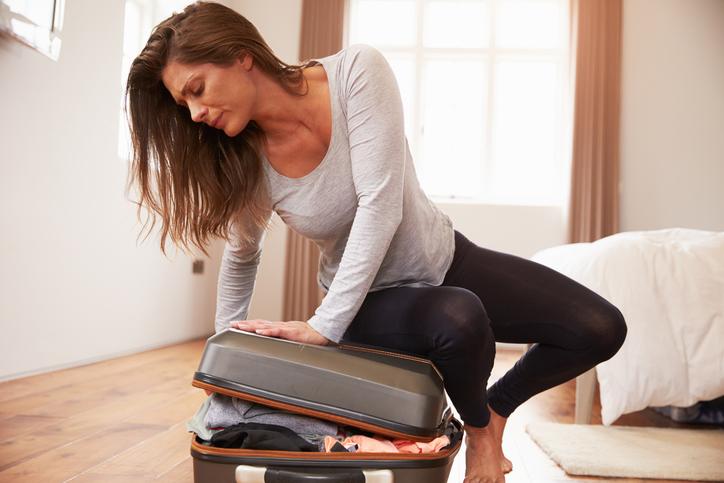 Zo vouw je het beste je kledingstukken op als je op reis gaat