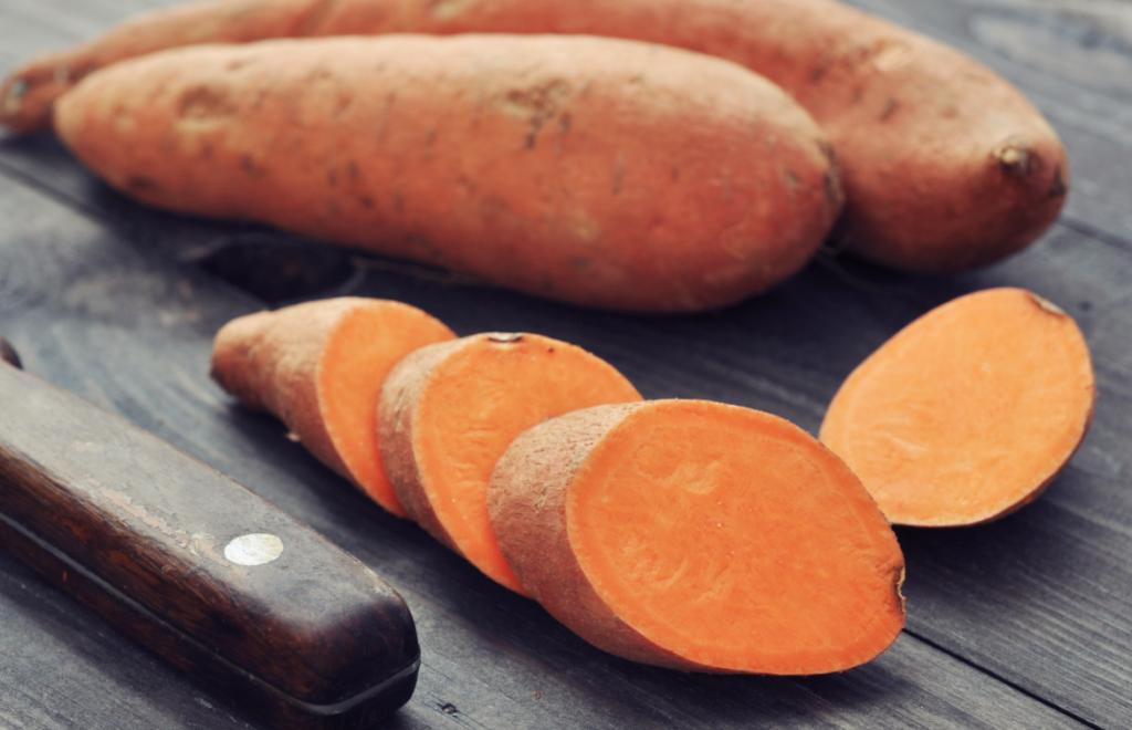 Zoete aardappel, het nieuwe superfood?