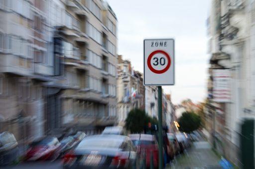 Nu officieel: vanaf 1 januari wordt Brussel helemaal zone 30