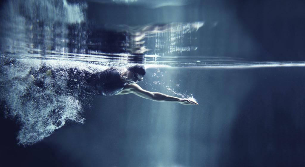 Is zwemmen goed voor vetverbranding?