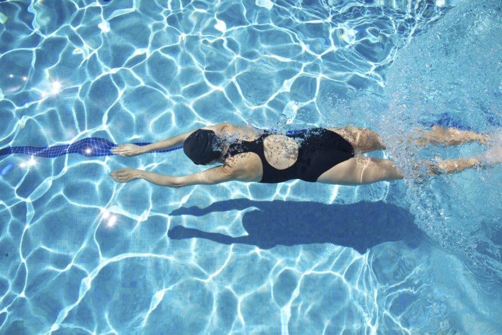 Zwemmen.  De meest complete sport?