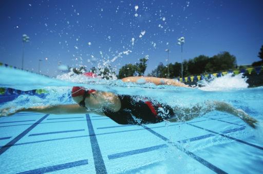 Zwemmen zorgt voor extra spierontwikkeling en andere voordelen